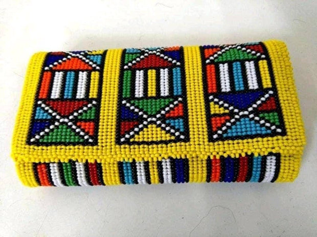 Zulu Beaded Purse |Women wallets| Beaded Wallets