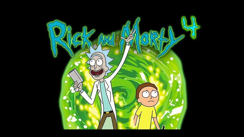 Rick and Morty Collection A2Depot