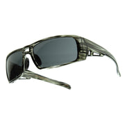 Action Sports Wrap Around Aviator Sunglasses 8262 - A2Depot
