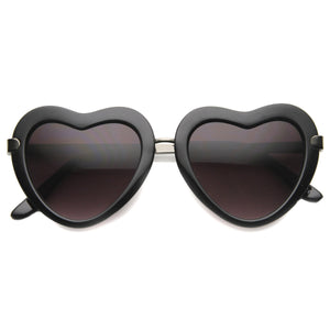 Open image in slideshow, Cute Heart Shape Fashion Sunglasses 9929 - A2Depot