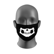 Diamond Fangs Reusable Adult PPE Face Mask - A2Depot