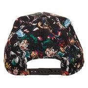 My Hero Academia High Density Sublimated Snapback Hat