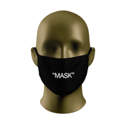 Off Mask Reusable Adult PPE Face Mask - A2Depot