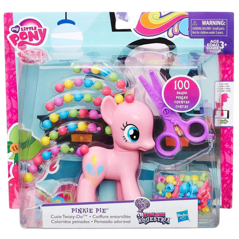 Pinkie Pie My Little Pony Hasbro Cutie Twisty-Do-Toy-My Little Pony-A2Depot