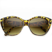 Retro 1950's Indie Fashion Cat Eye Sunglasses 9582 - A2Depot