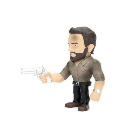 The Walking Dead Rick Grimes Metals Die-Cast Action Figure-Toy-The Walking Dead-A2Depot