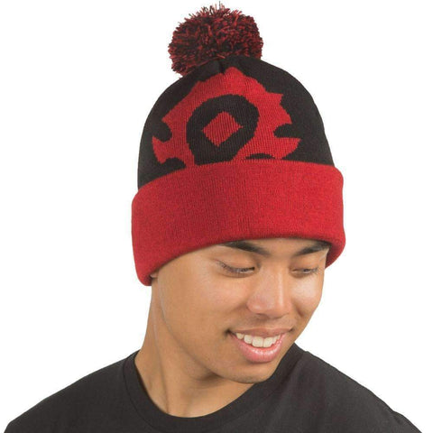 World of Warcraft Horde JINX Pom Beanie-Beanies-JINX-A2Depot