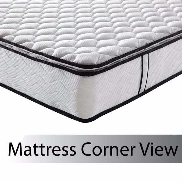 Latex Pillowtop Rolled up Mattress Double Size