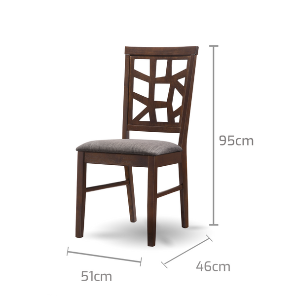 Dining Chair Cappucino