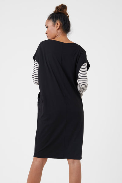 Billie Tunic in Navy