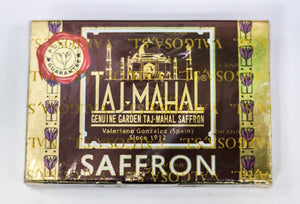 Taj Mahal Spain Saffron  2 GM