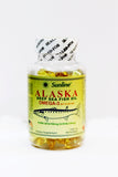 Sunline Alaska Fish Oil Omega-3 100 Softgels