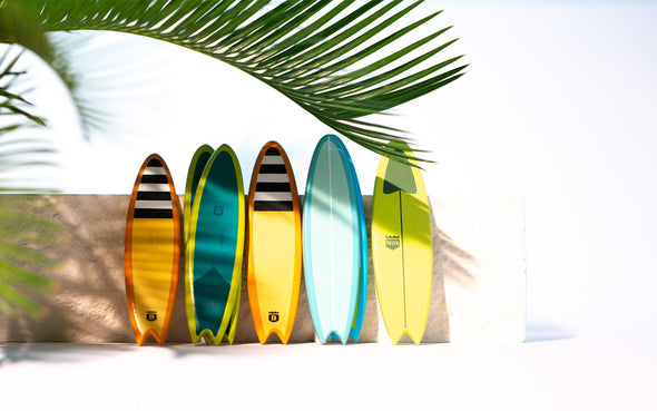 Waimea Set Surfboards Candylab Toys