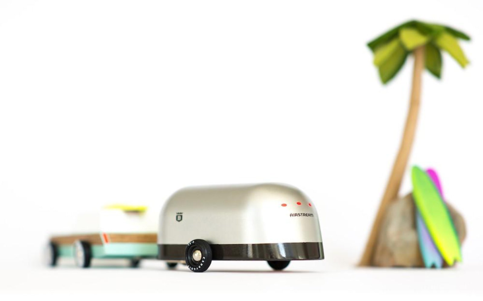 Candylab Toys Camper Airstream aus Holz