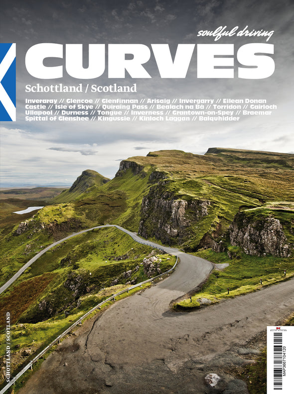 Curves Magazin Schottland Edition