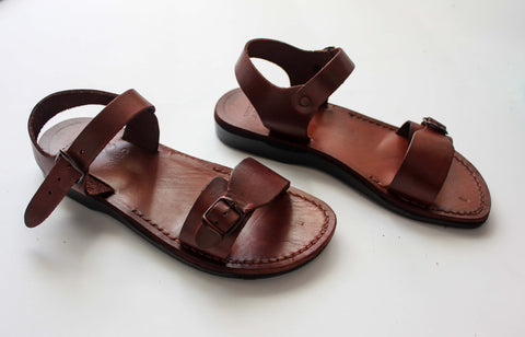 holyland sandals the story