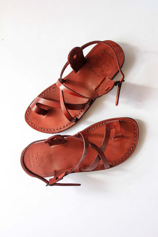 [JERUSALEM SANDALS] - Holy Land Jesus Sandals