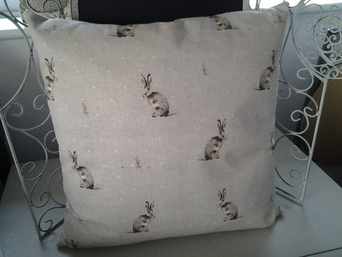 Hartley Hare Cushion