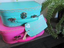Funky Storage Boxes/Suitcases
