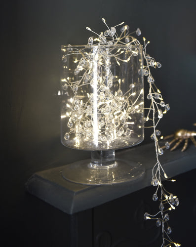 Crystal Cluster lights string
