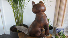 Frederick Fox Faux Leather Doorstop