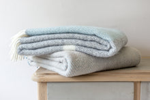 Wool throw by Tweedmill