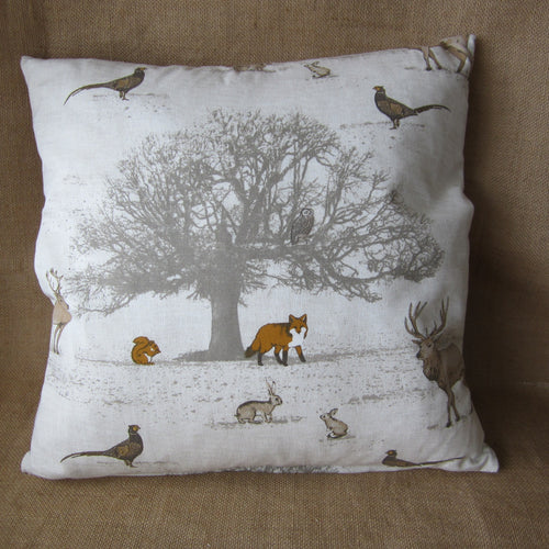 Tatton Cotton Cushion