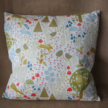 Wild Wood Cushion
