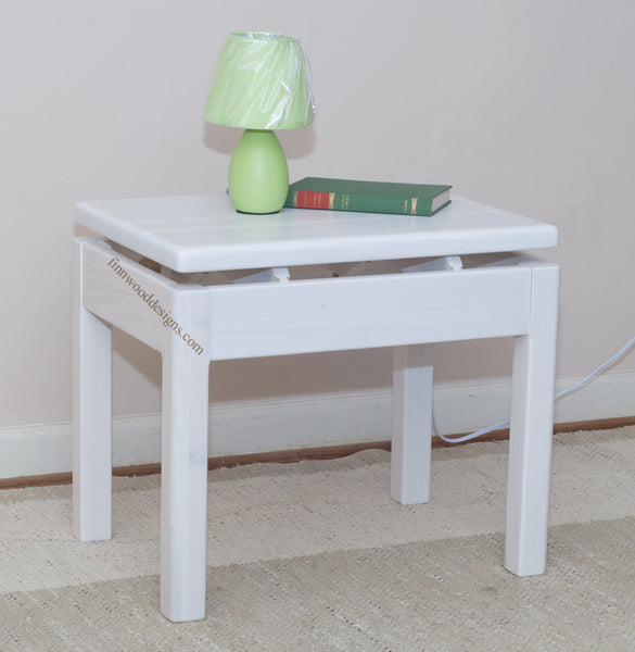 Custom Bench /Night table Half price