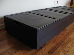 King Storage Drawer with lid