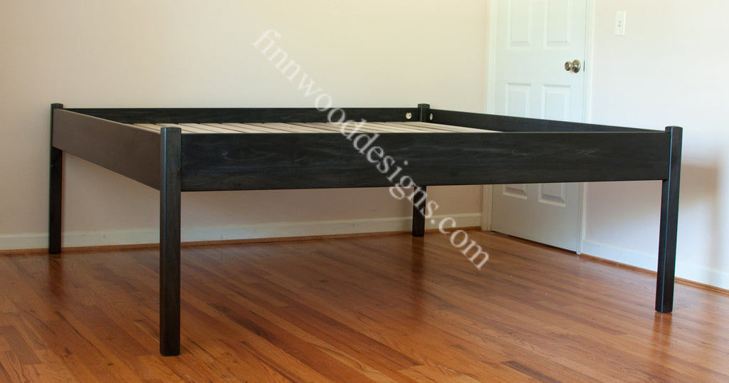 Elevated Platform Bed Finnwood Designs