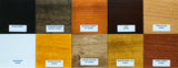 Stain choices for Poplar wood