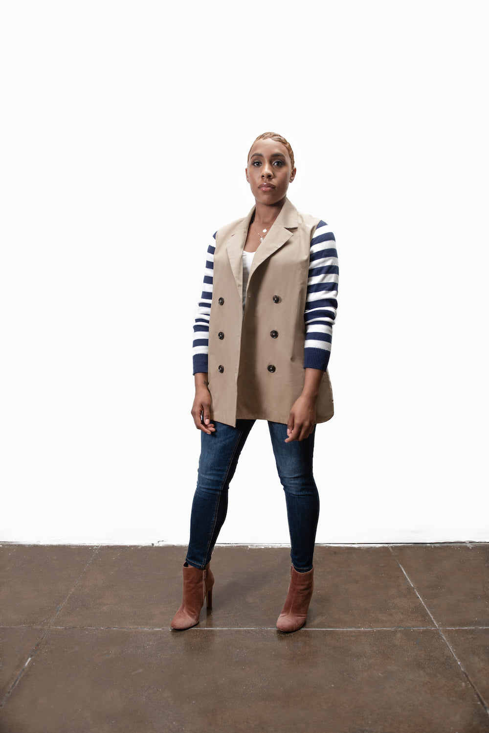 Toni Nautical Jacket