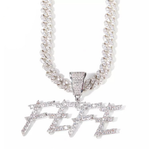 Triple Name Necklace