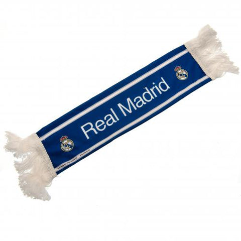 Real Madrid F.C. Mini Car Scarf