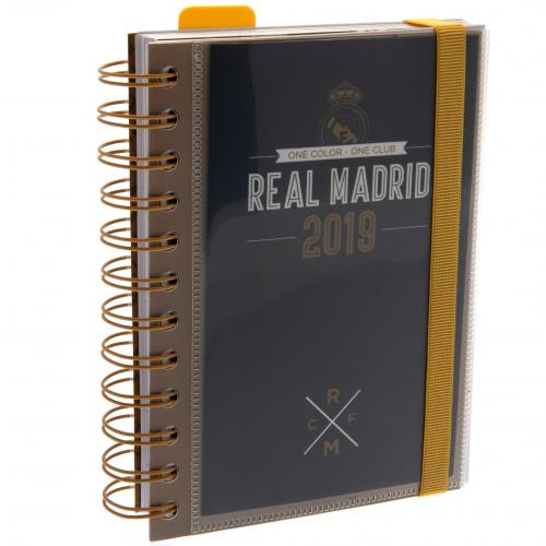 Real Madrid F.C. Diary 2019