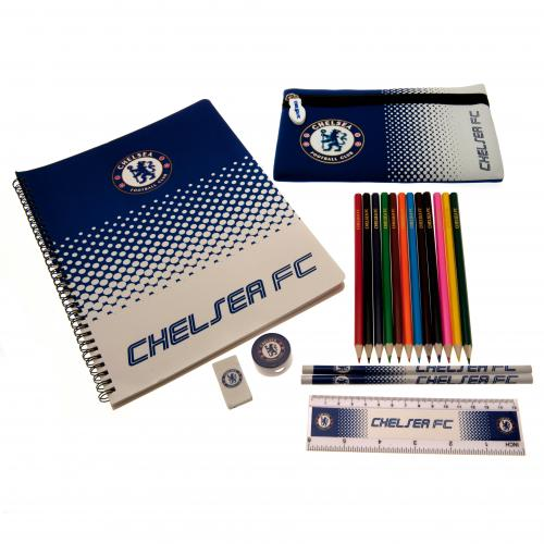 Chelsea F.C. Ultimate Stationery Set