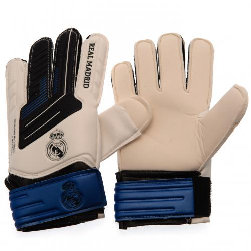 Real Madrid F.C. Goalkeeper Gloves Junior