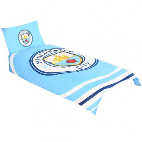 Manchester City F.C. Single Duvet Set