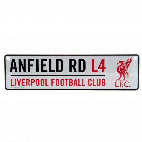 Liverpool F.C. Window Sign