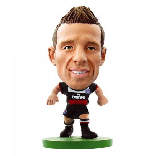Paris Saint Germain F.C. SoccerStarz Cabaye