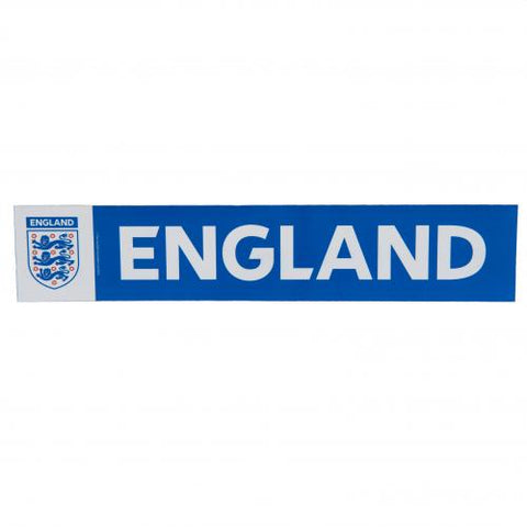 England F.A. Car Sticker