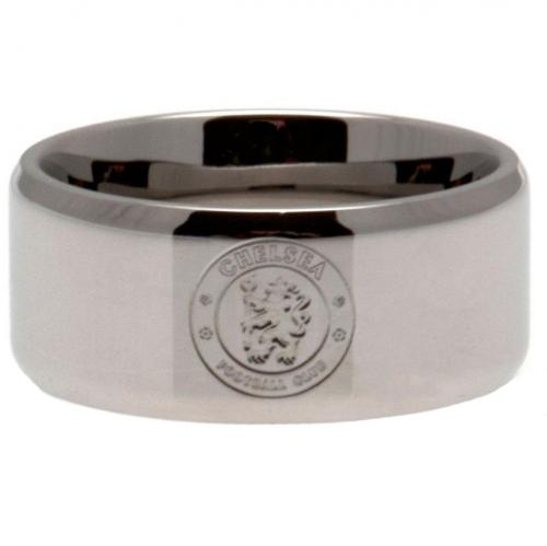 Chelsea F.C. Band Ring Large