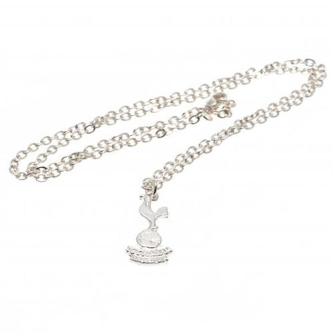 Tottenham Hotspur F.C. Silver Plated Pendant & Chain