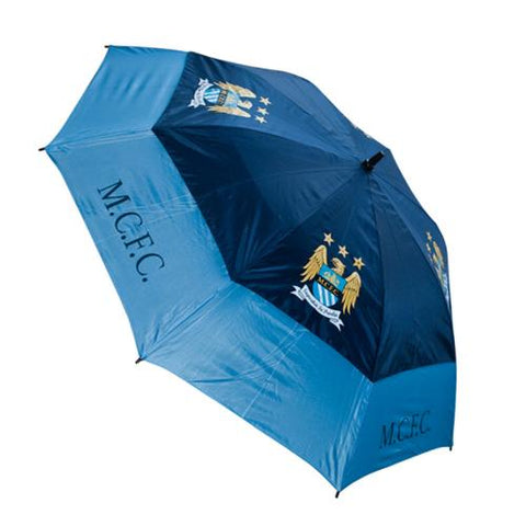 Manchester City F.C. Golf Umbrella Double Canopy