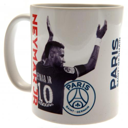 Paris Saint Germain F.C. Mug Neymar