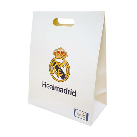 Real Madrid F.C. Gift Bag Medium