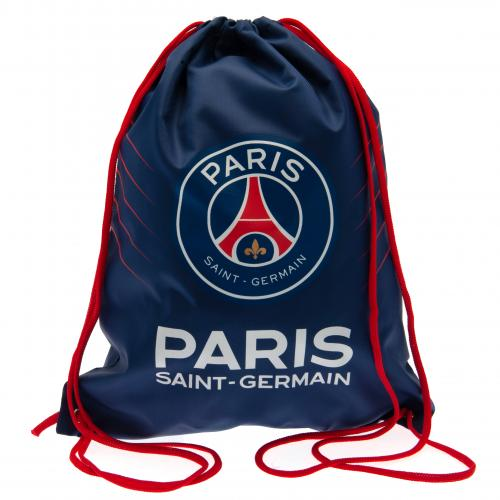 Paris Saint Germain F.C. Gym Bag
