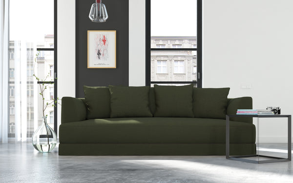 Jasmin Sofa, Green