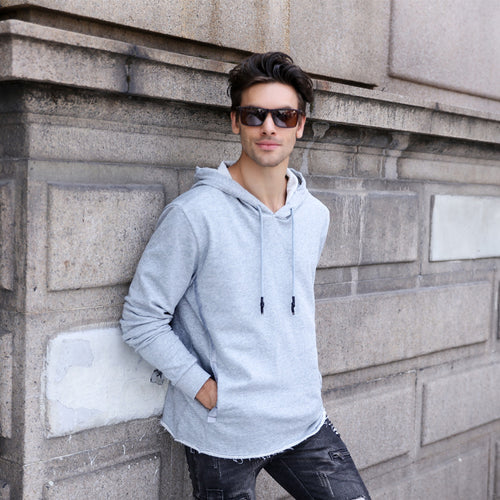 Cotton Hoodie (2 Colors)